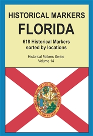 Historical Markers FLORIDA cover image