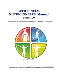 DEFICIENCIAS NUTRICIONALES. Manual practico cover image