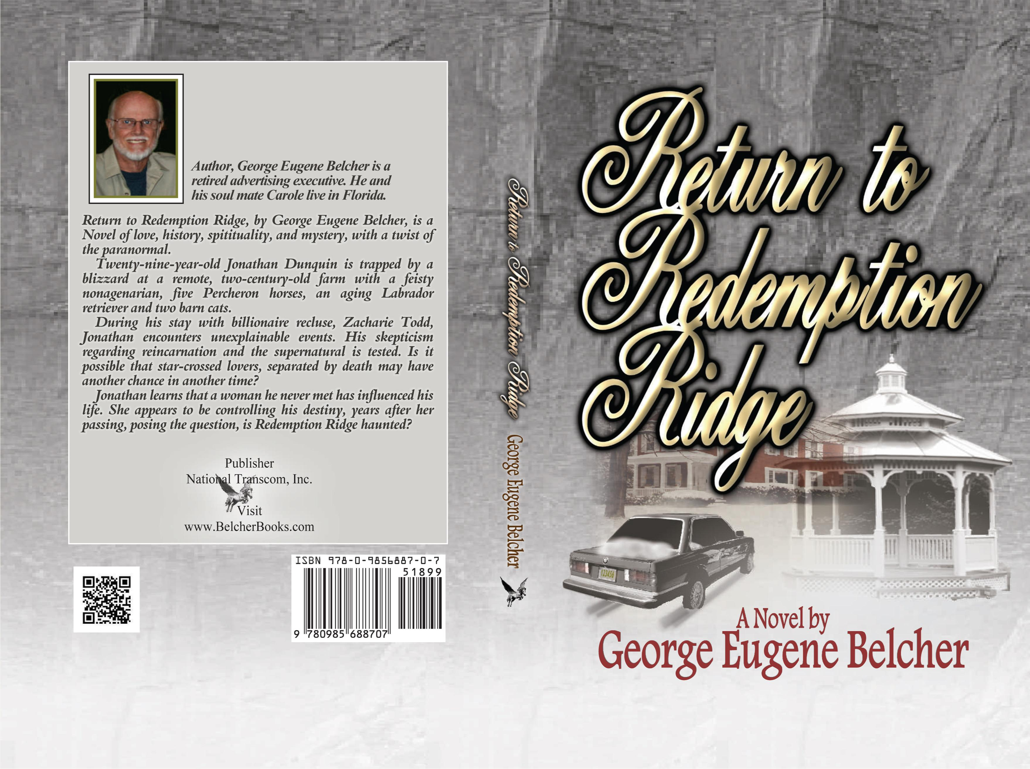 Return to Redemption Ridge cover image