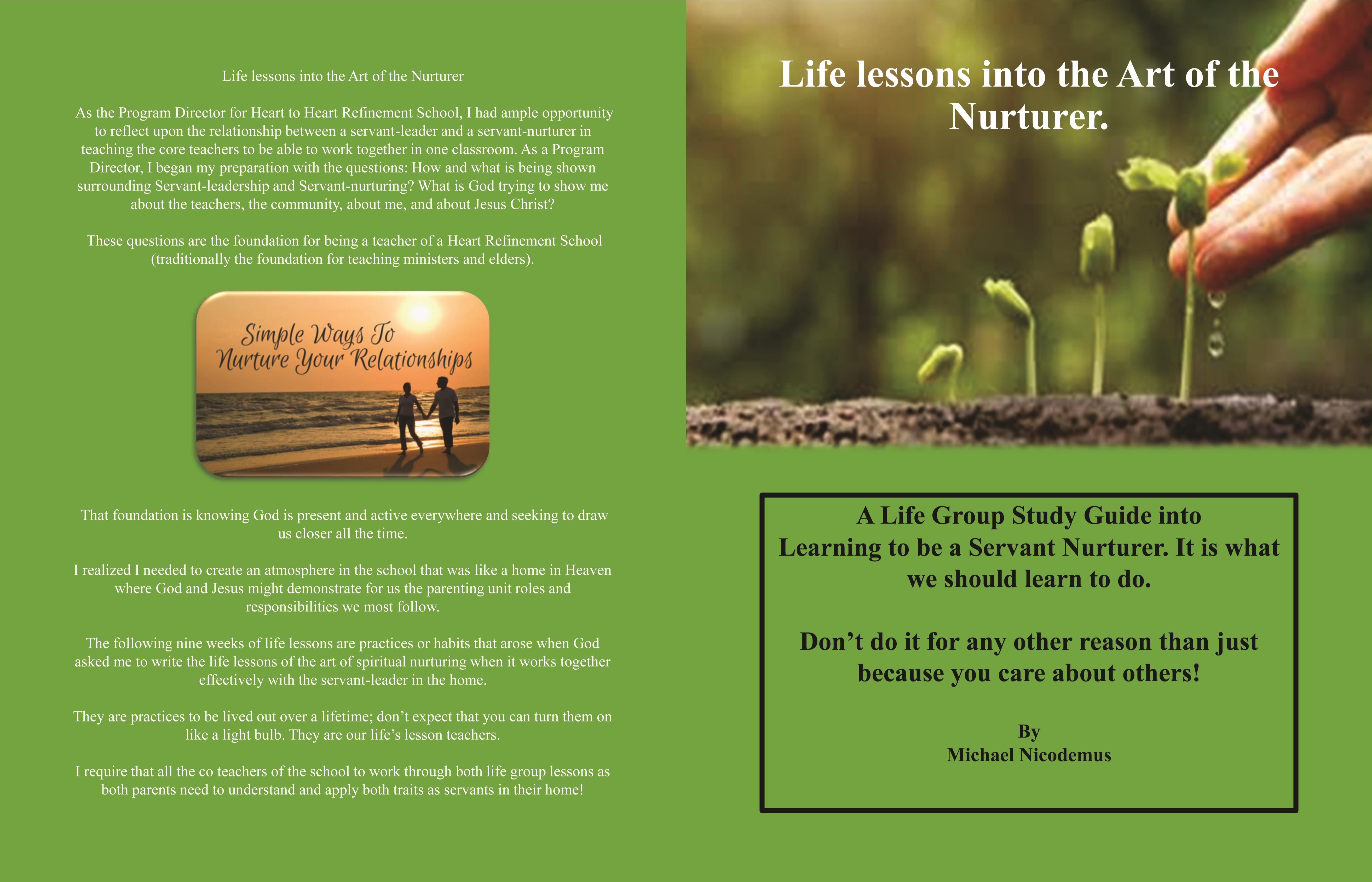 Life Lessons in the Art of a Nurturer in the Home cover image
