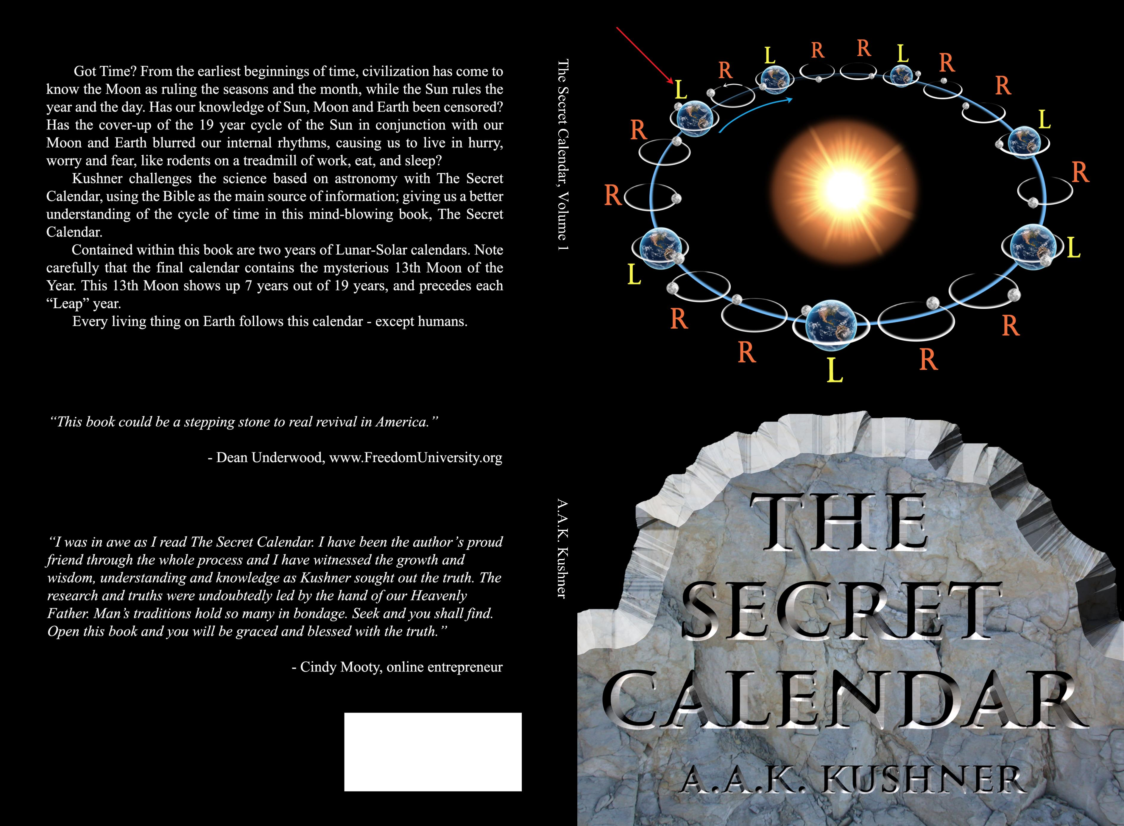 The Secret Calendar, Volume 1 cover image