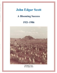 John Edgar Scott - A Blooming Success cover image