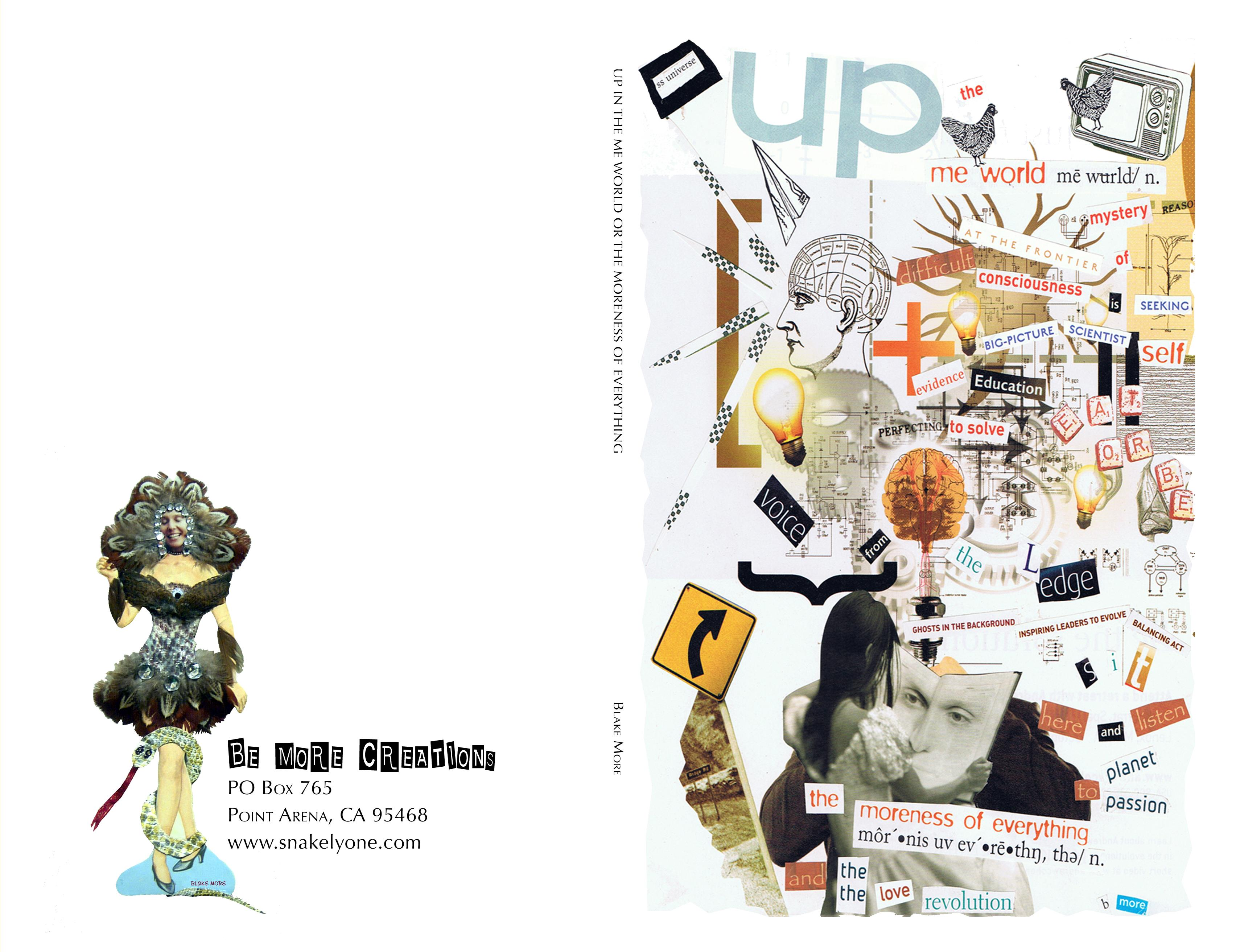 up in the me world cover image