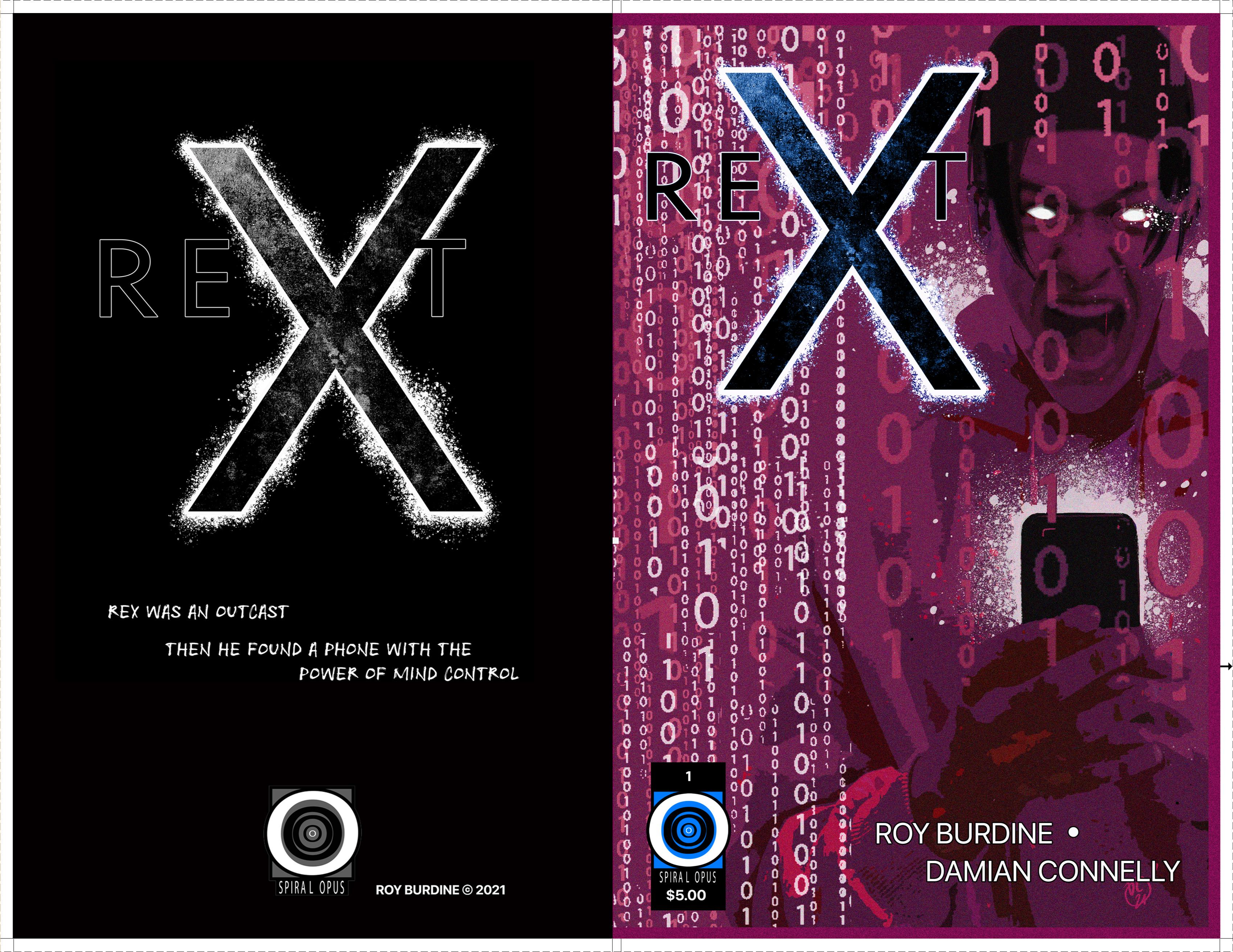 REXT cover image
