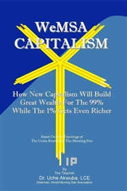 WeMSA CAPITALISM: How New Capitalism Will Build Great Wealth-A cover image