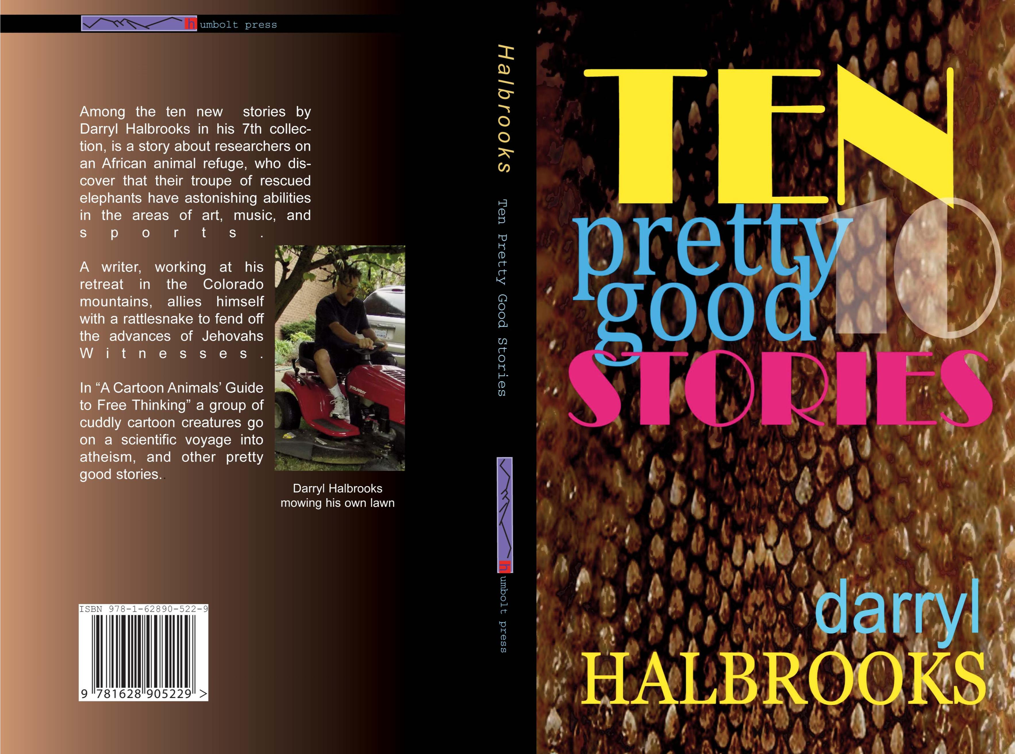 Ten Pretty Good Stories cover image