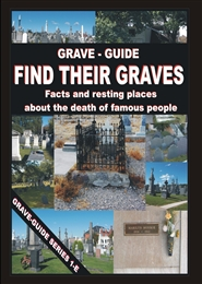 GRAVE GUIDE - FIND THEIR GRAVES cover image
