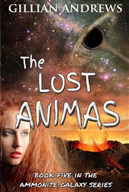 The Lost Animas (Ammonite Galaxy 5) cover image