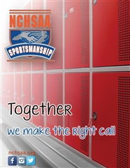 2016 NCHSAA Football Championship Program & Yearbook cover image