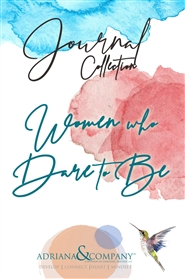 Women Who DARE to BE cover image