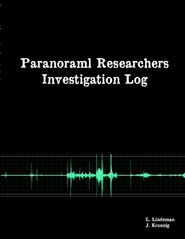 Paranormal Researchers Investigation Log cover image