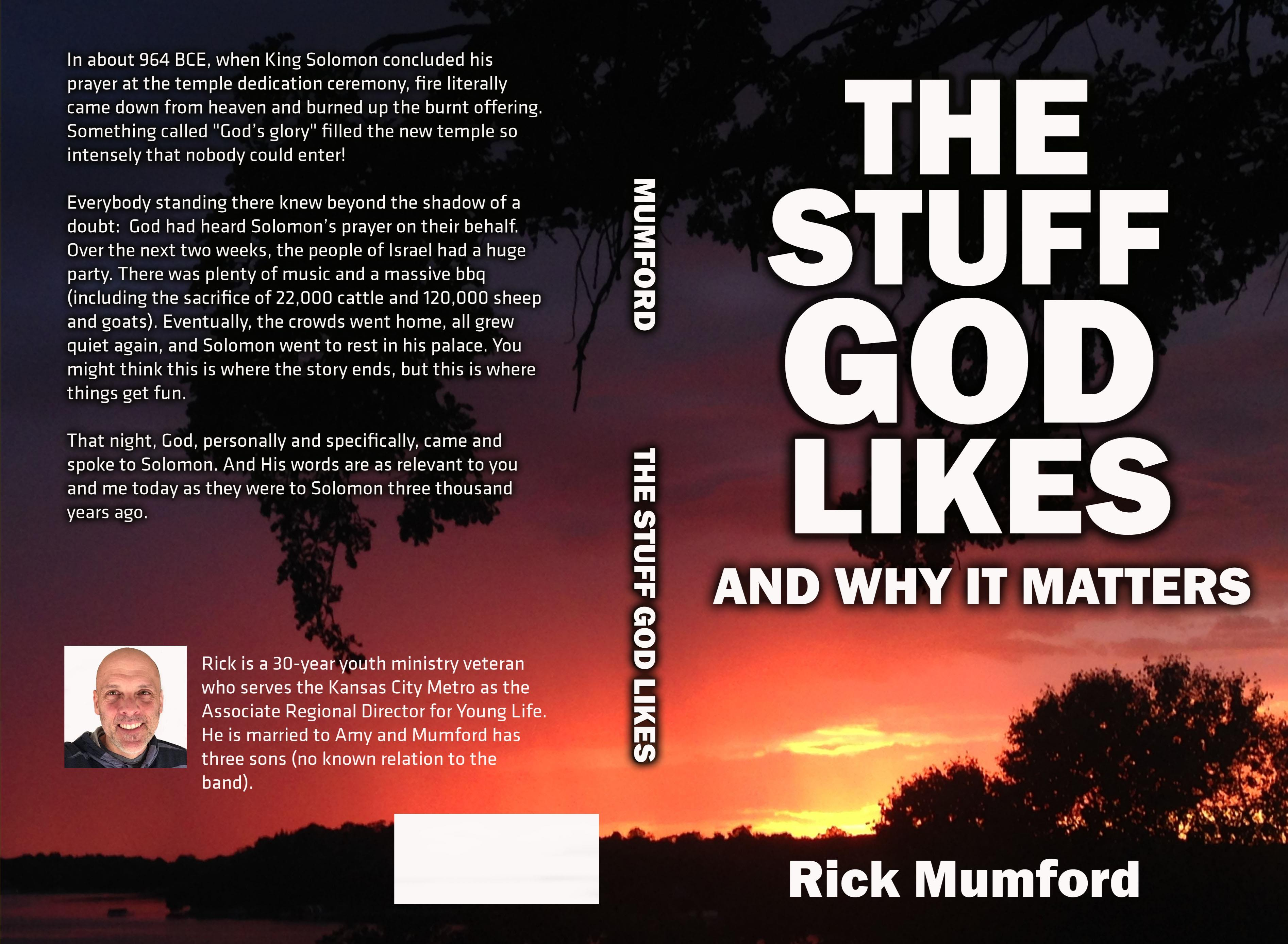 The Stuff God Likes and Why It Matters cover image