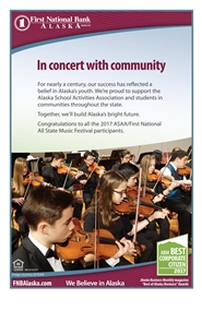 2017 ASAA/First National Bank Alaska All-State Music Festival cover image