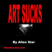ART SUCKS cover image