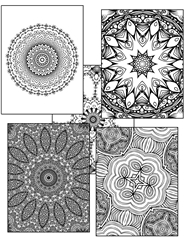 Zentangles Coloring  cover image