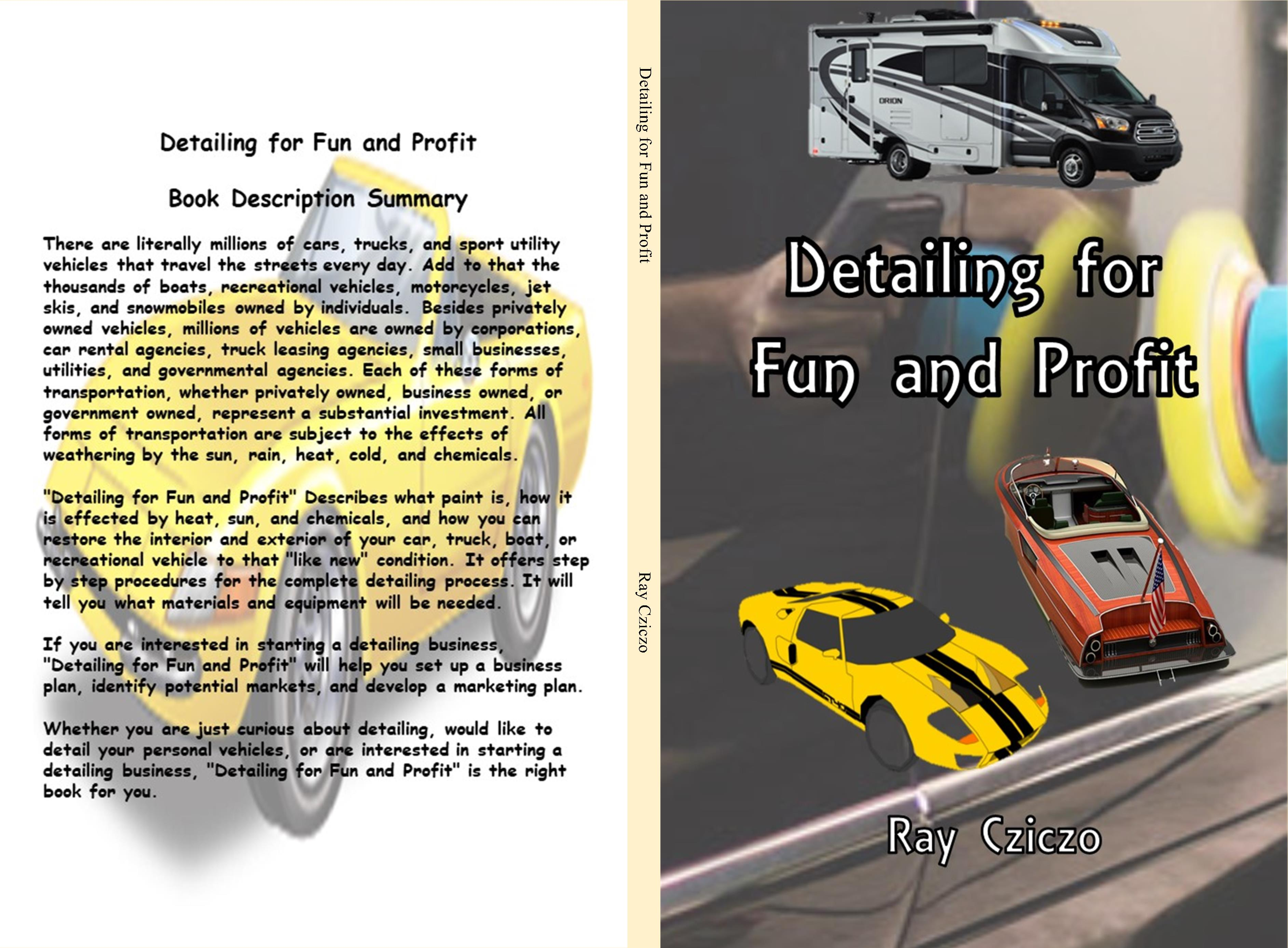 Detailing for Fun and Profit cover image