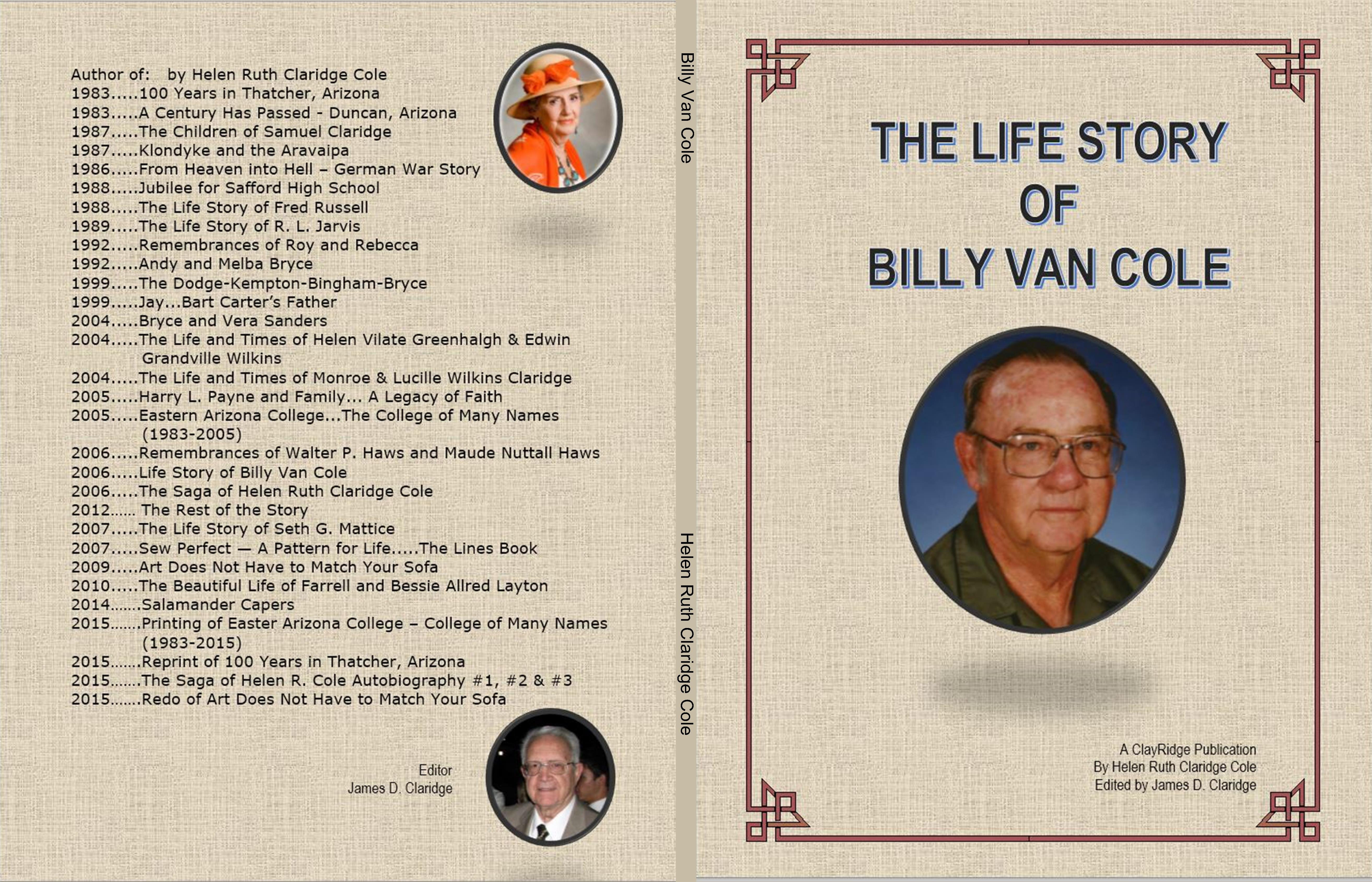 Billy Van Cole cover image