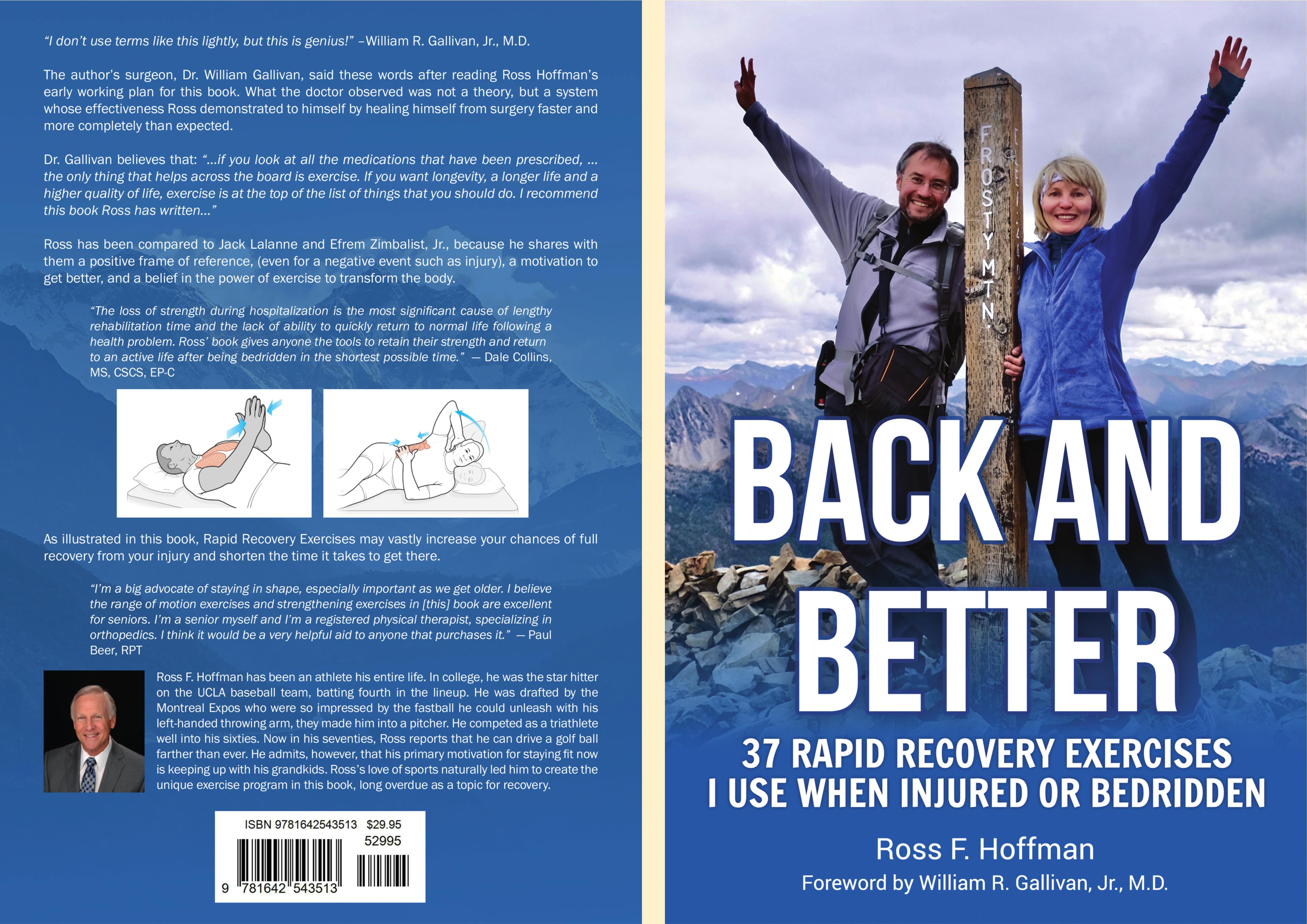 BACK AND BETTER cover image