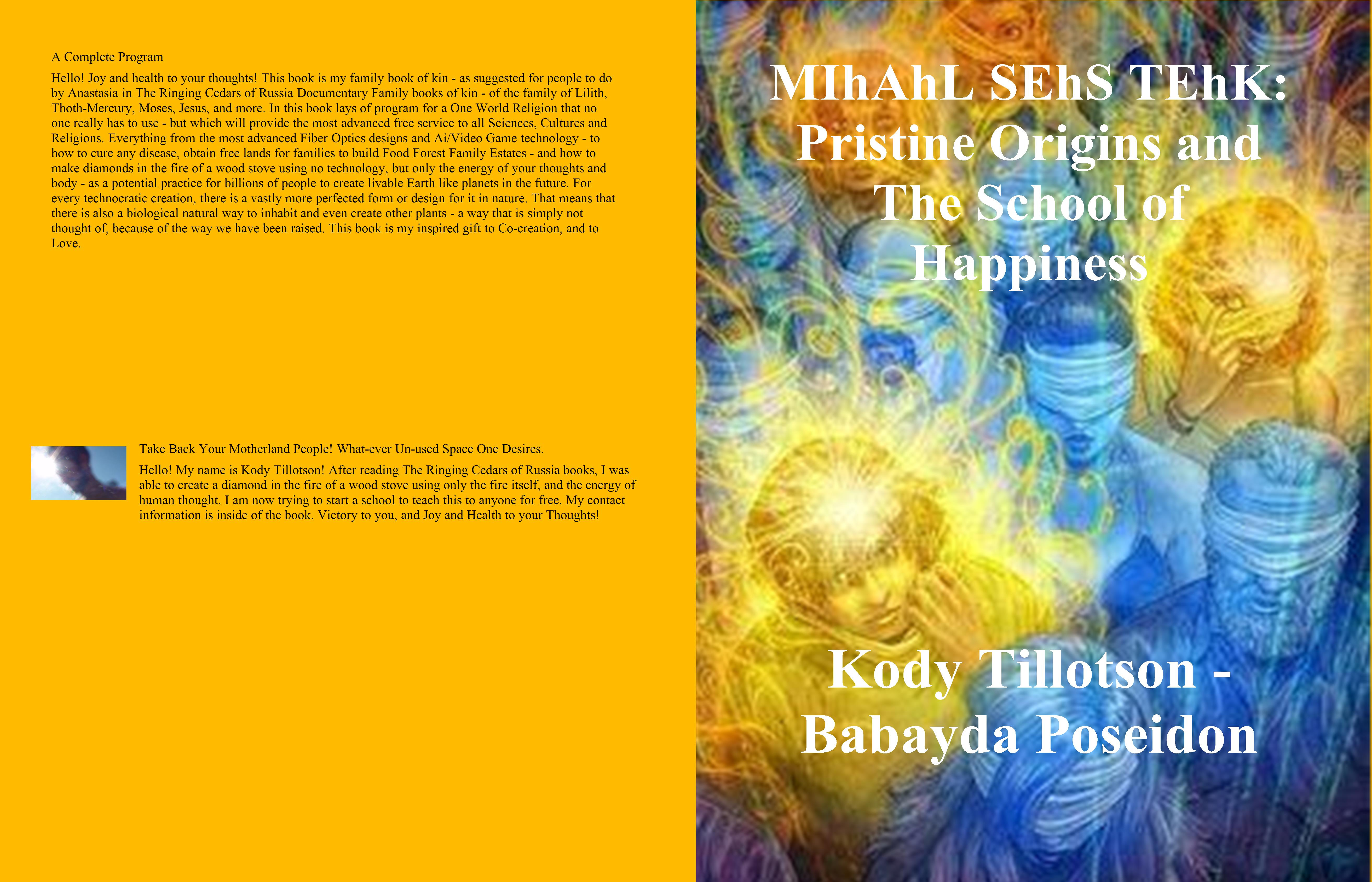 MIhAhL SEhS TEhK: Pristine Origins and The School of Happiness cover image