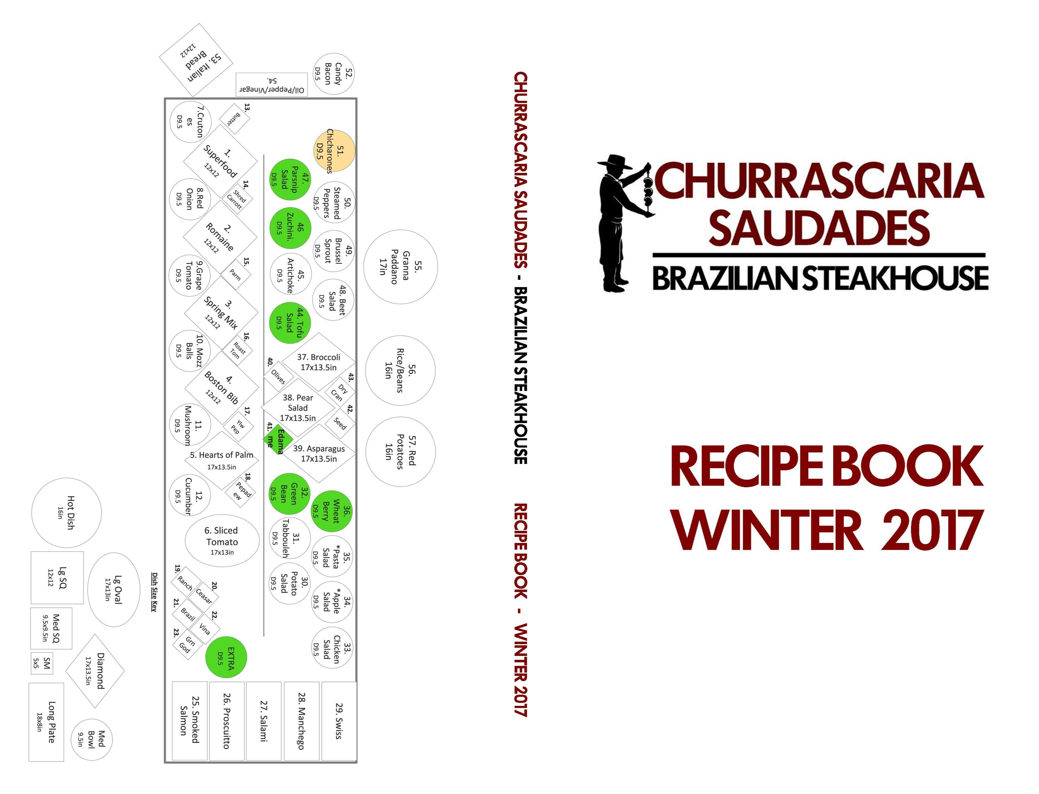 Winter2017 RECIPE BOOK cover image