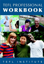 TEFL Professional Workbook cover image