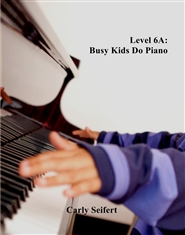Level 6A Busy Kids Do Piano cover image