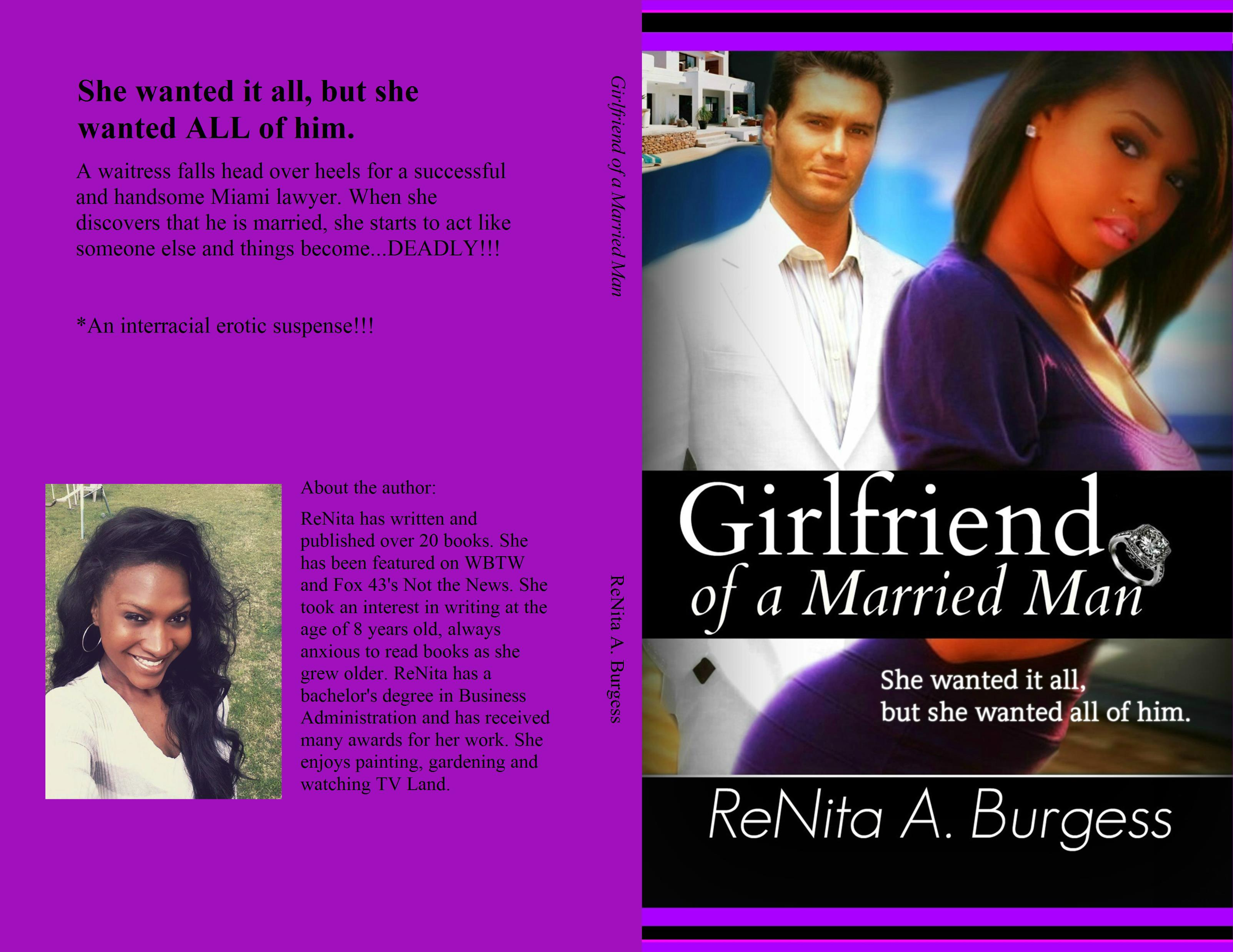 Girlfriend of a Married Man cover image