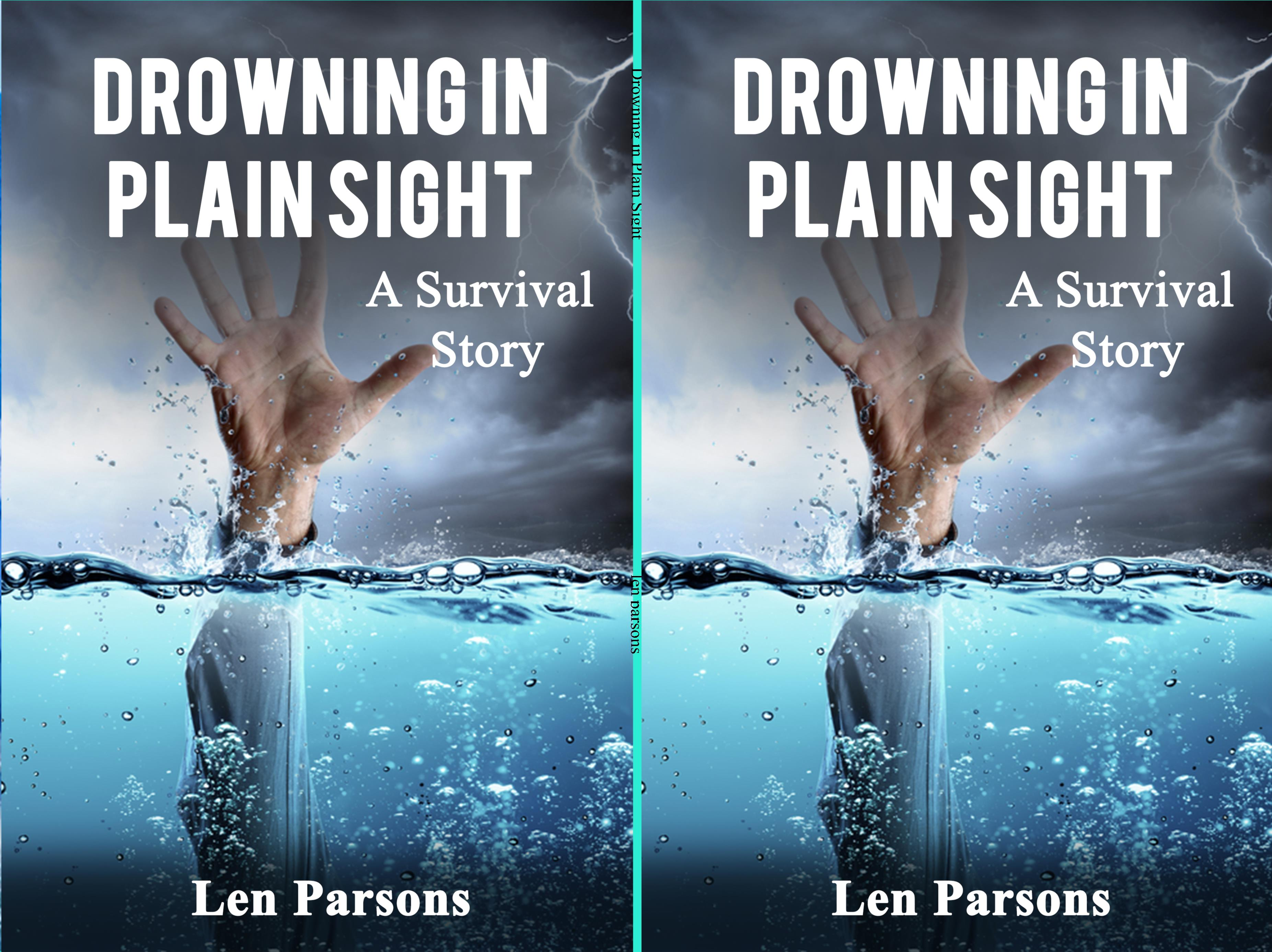 Drowning in Plain Sight A Survival Story cover image
