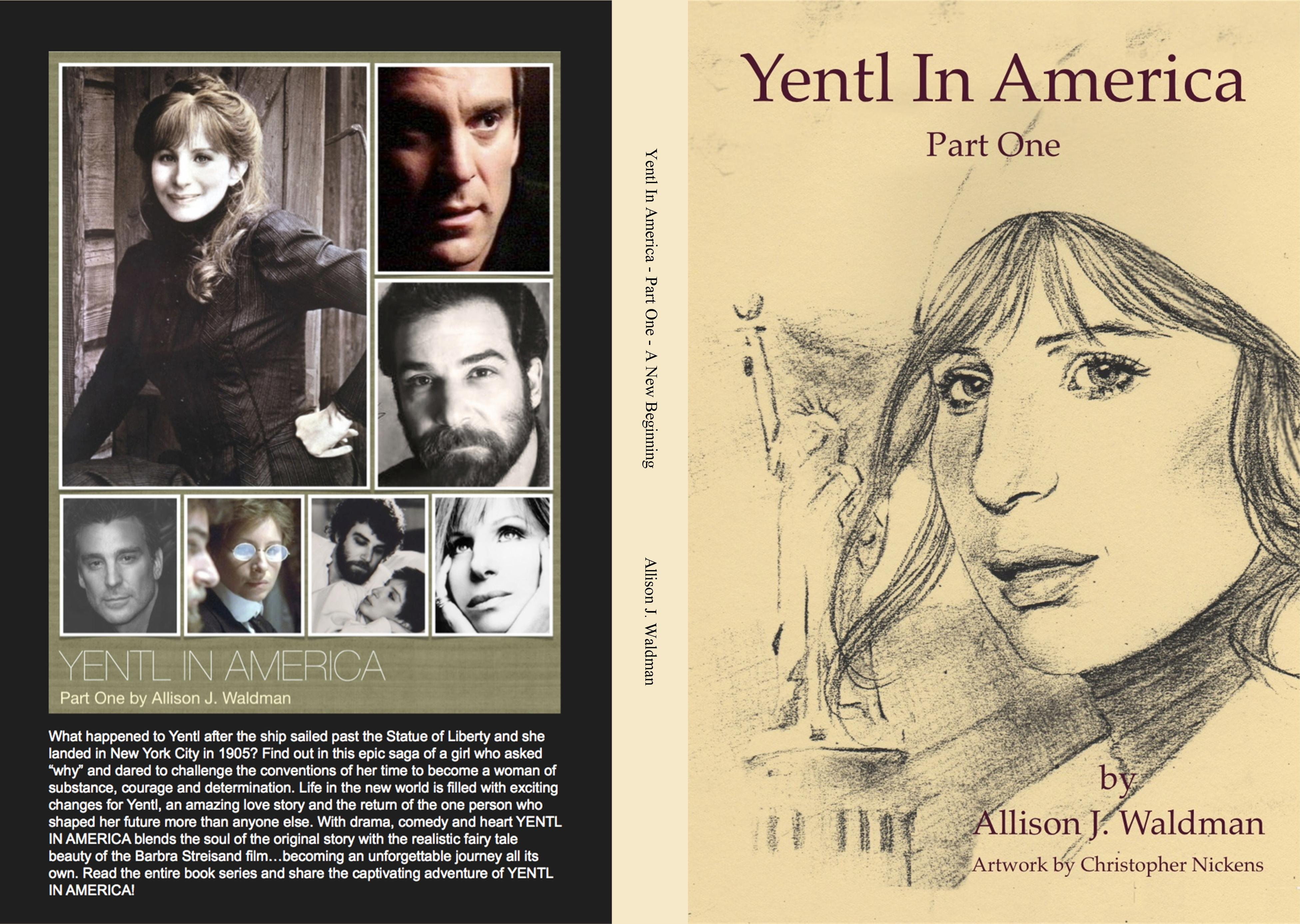 Yentl In America - Part One cover image