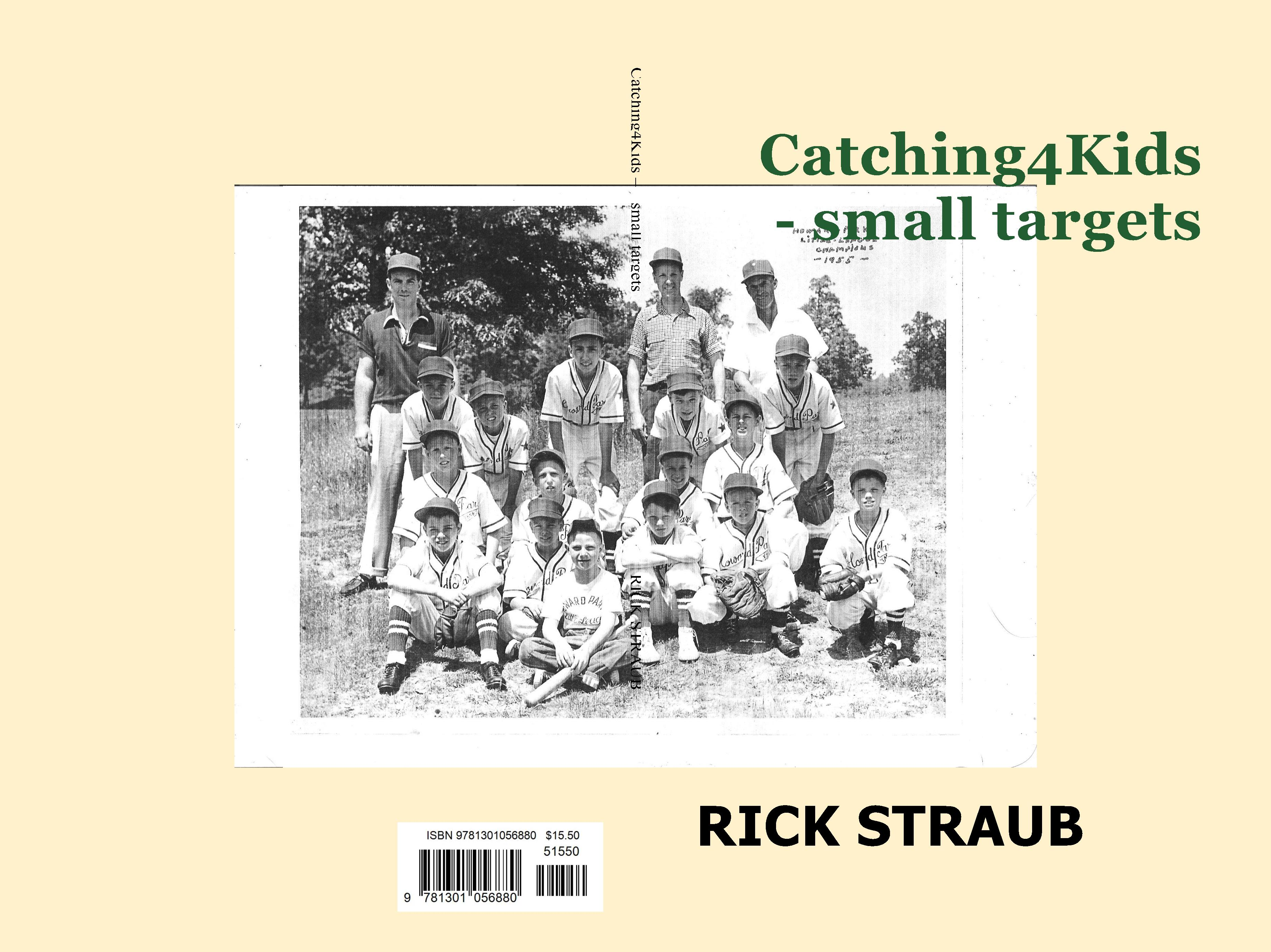 Catching4Kids - small targets cover image