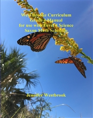 West Brooke Curriculum Grade 4 Manual for use with Level 4 Science Saxon Math Schedule cover image