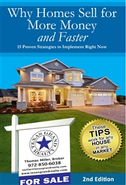 Why Homes Sell for More Money and Faster...15 Proven Strategies to Implement Right Now cover image
