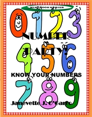 Number Party cover image