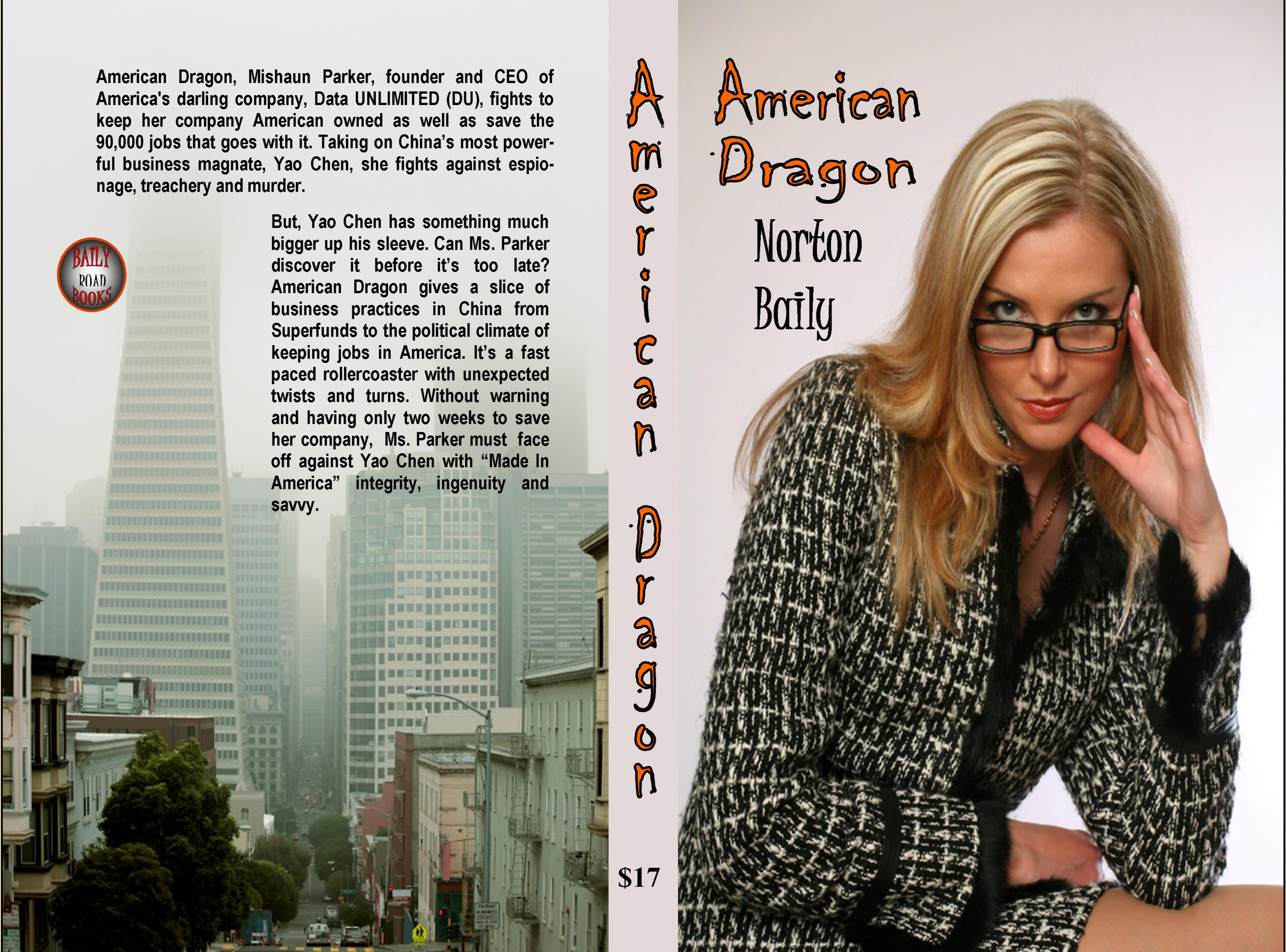 American Dragon cover image