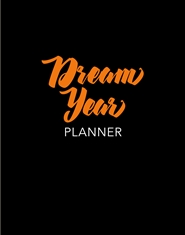 Dream Year Planner cover image