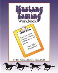 Mustang Taming Workbook cover image