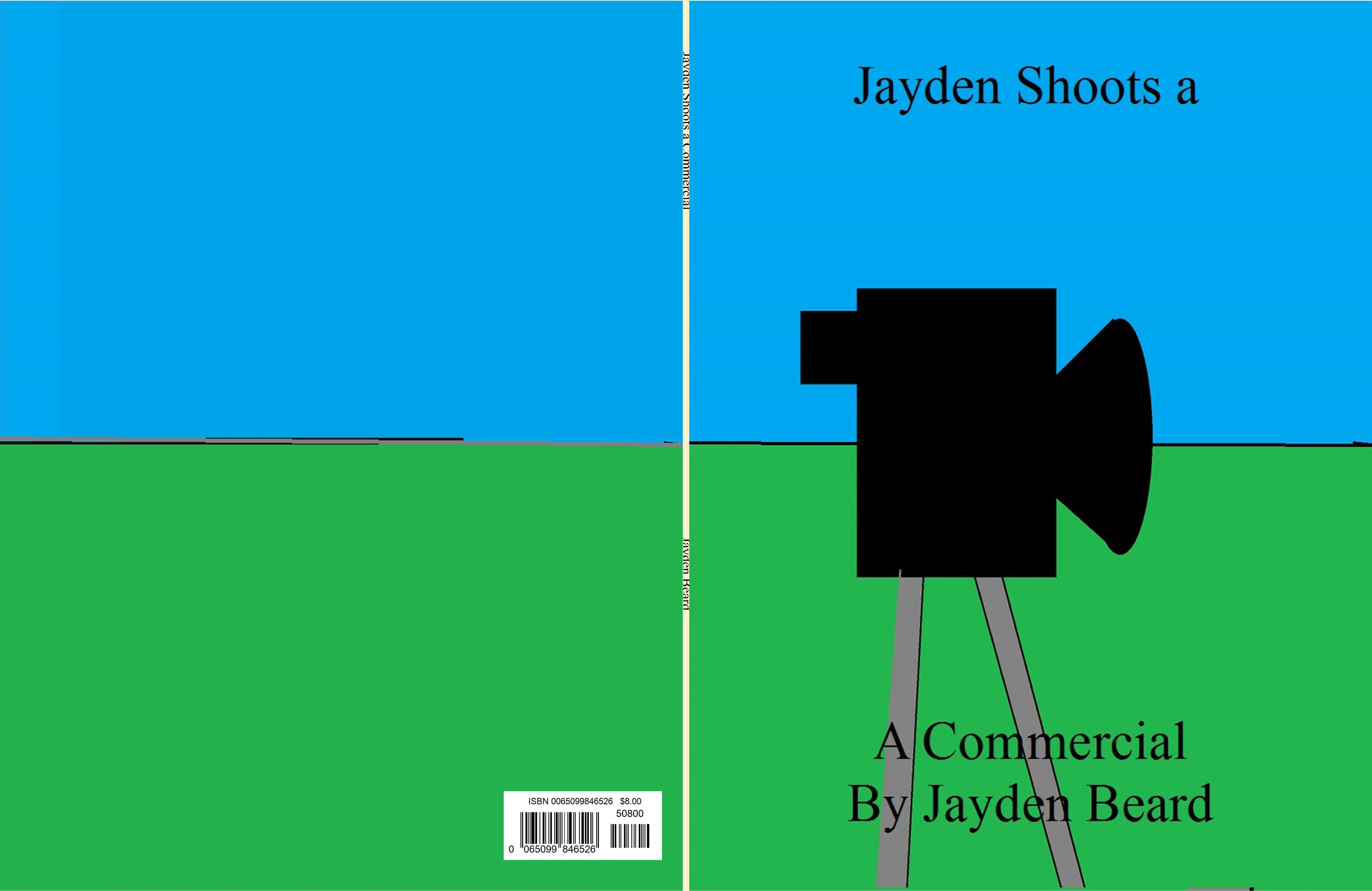 Jayden Shoots a Commercial cover image
