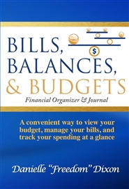 Bills, Balances, and Budgets: Financial Organizer & Journal cover image