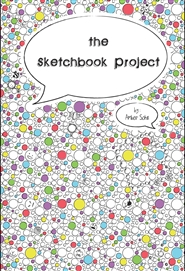 the sketchbook project cover image