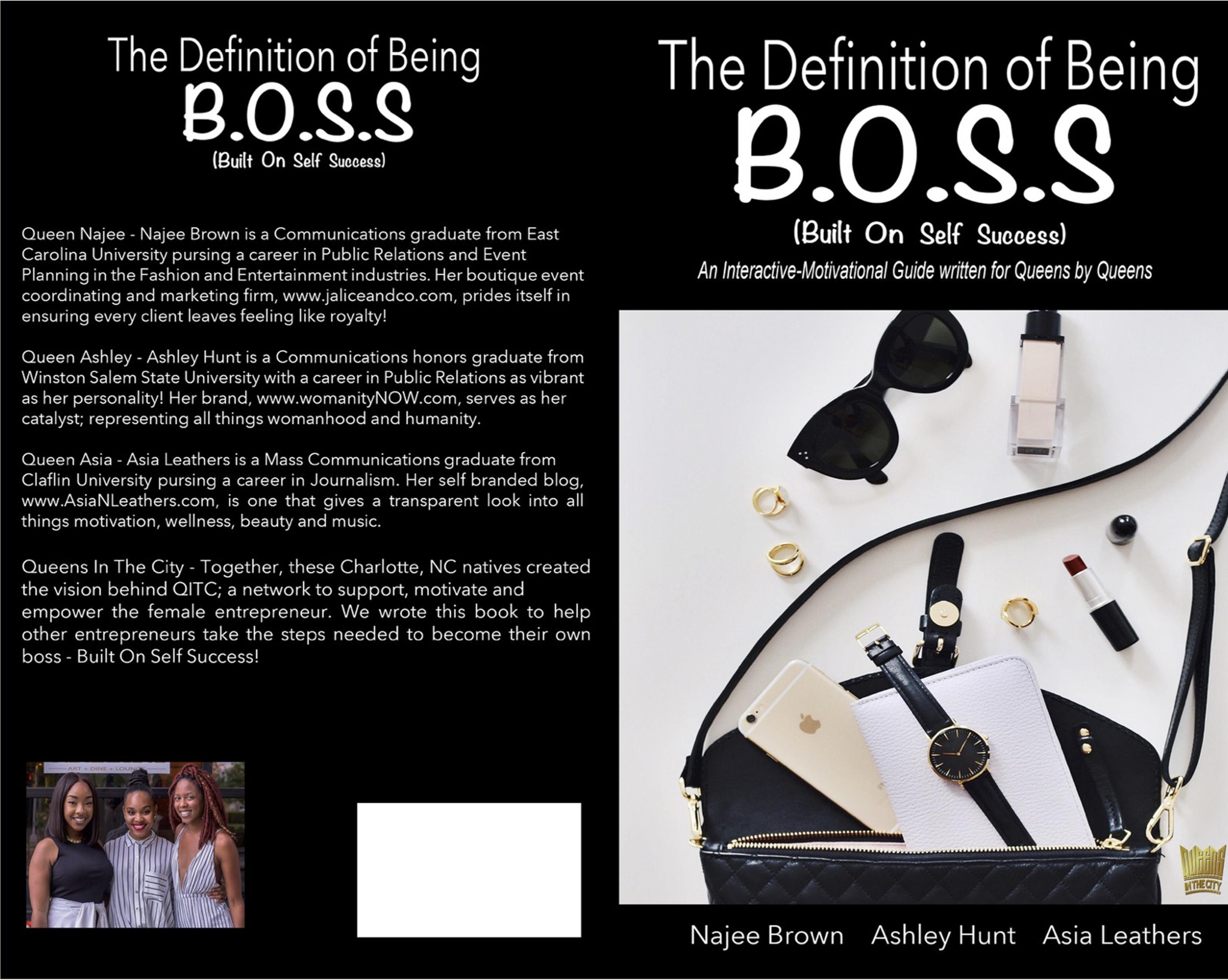 The Definition of Being B.O.S.S. cover image