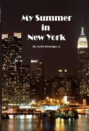 """My summer in new york"" cover image"