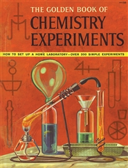 The Golden Book of Chemistry cover image