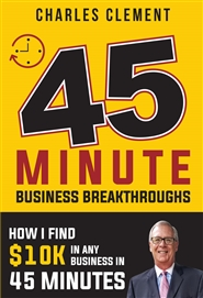 How I Find 10K In 45 Minutes For Small Business Owners cover image