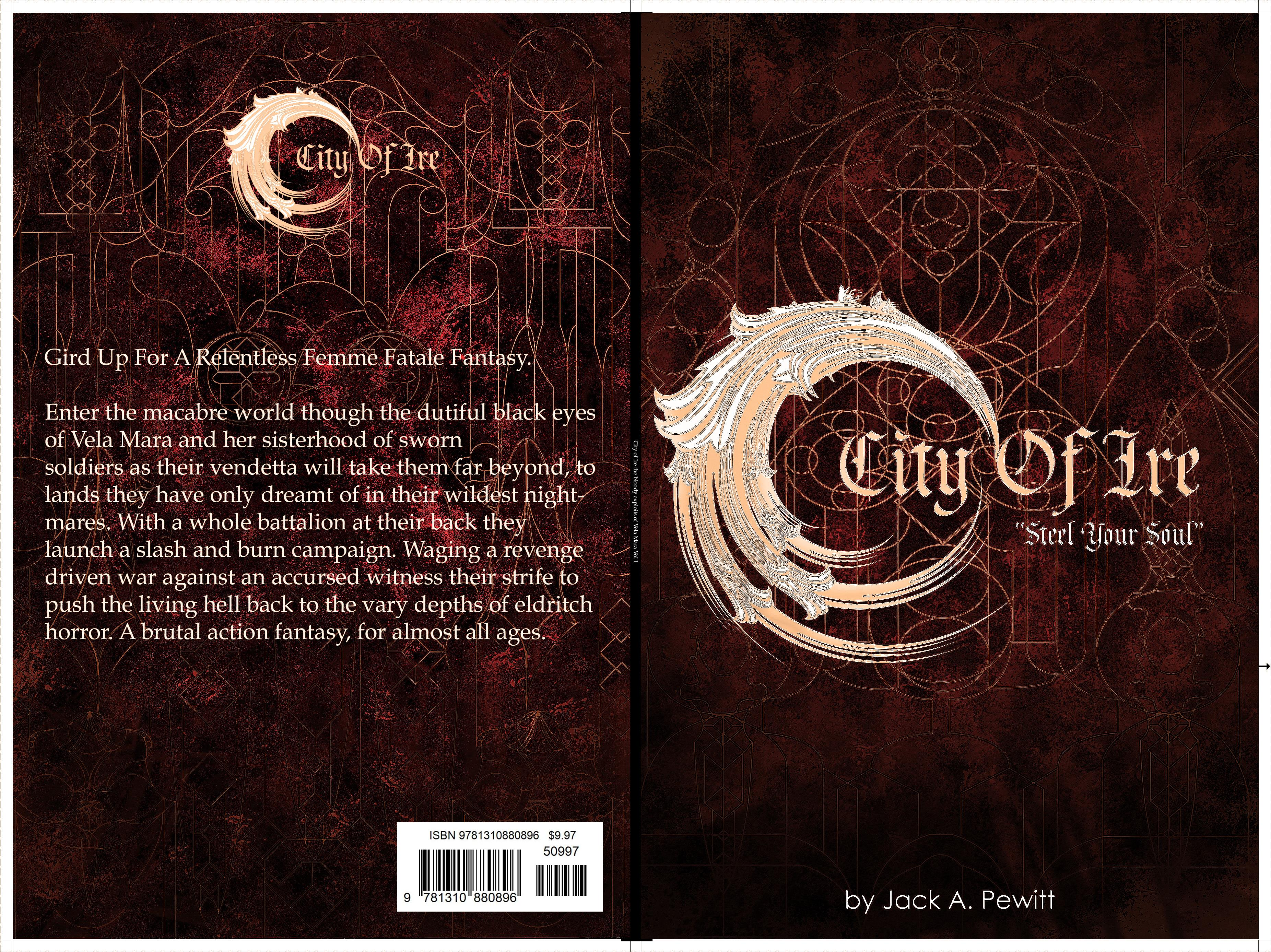 City of Ire cover image