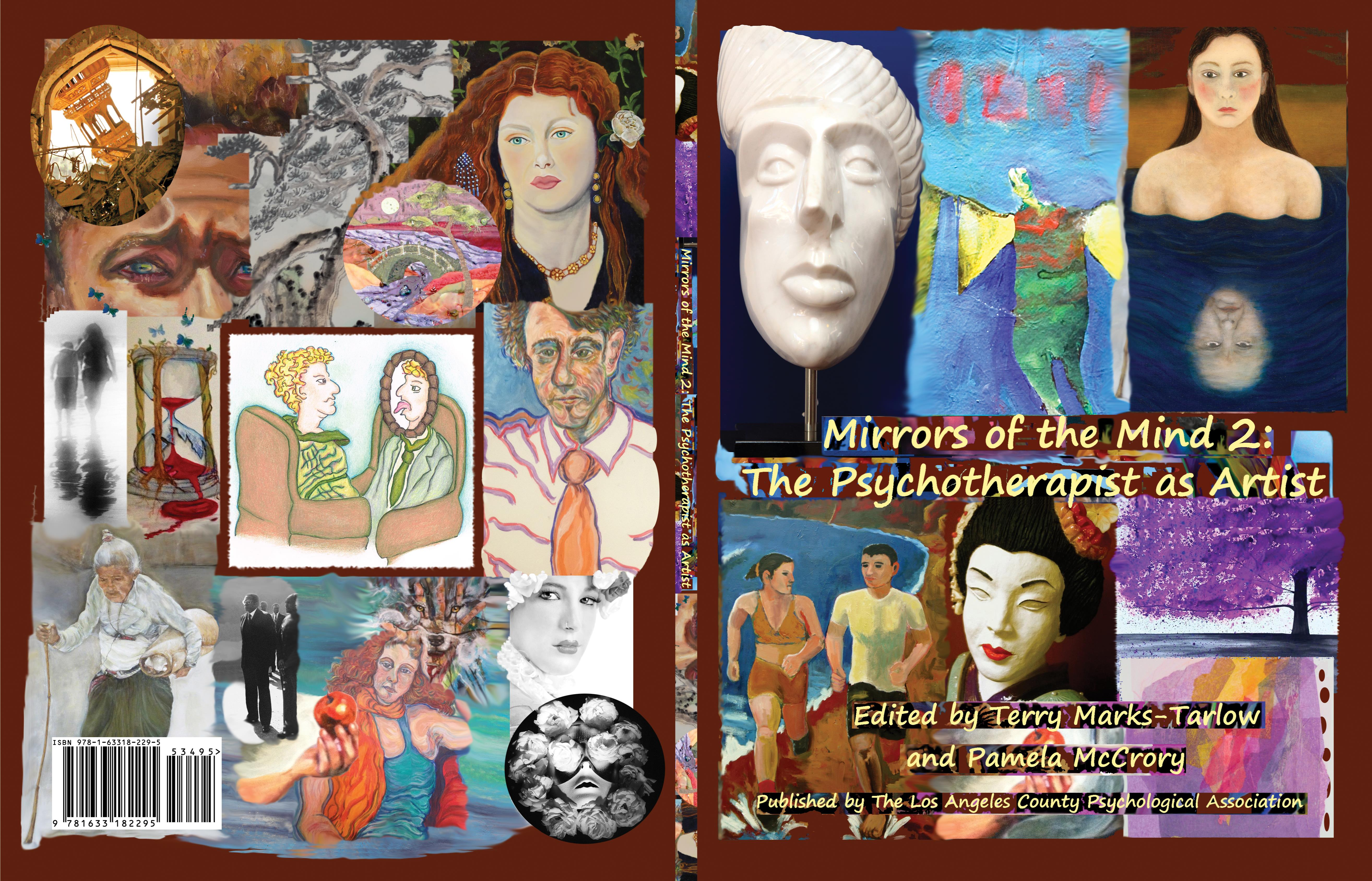 Mirrors of the Mind 2: The Psychotherapist as Artist cover image