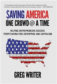 Saving America One Crowd @ a Time cover image