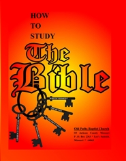 How to Study the Bible cover image