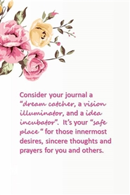 Whisper A Prayer Journal cover image