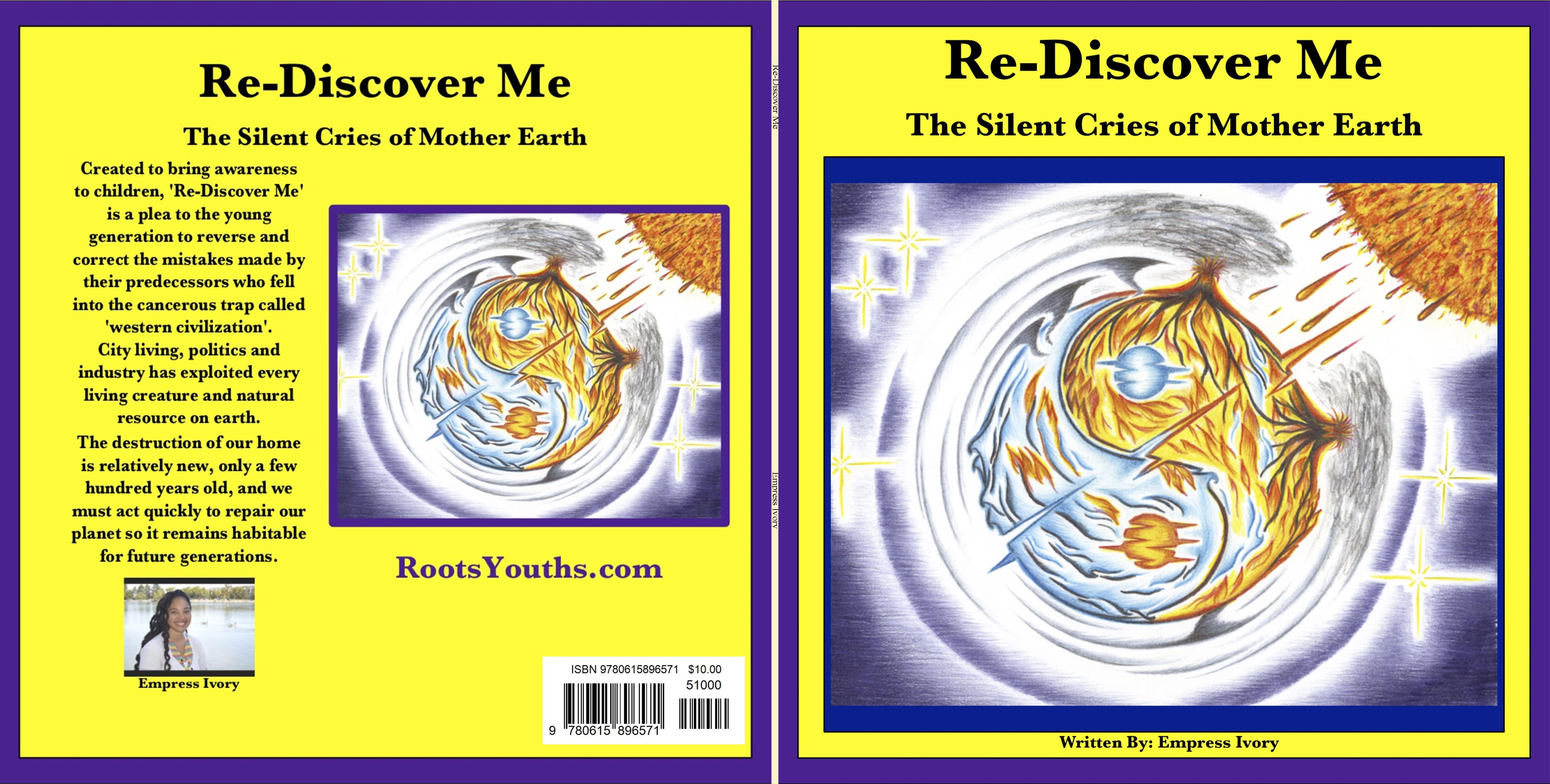 Re-Discover Me cover image