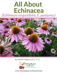 All About Echinacea cover image